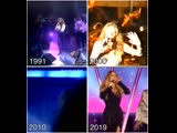 Mariah Carey Emotions whistle notes 1991, 2000, 2010, 2019