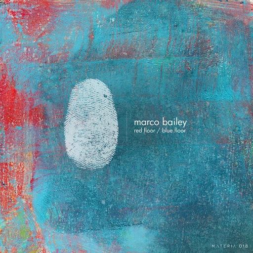 Marco Bailey альбом Red Floor / Blue Floor