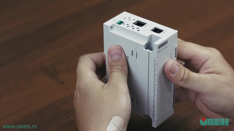 Видео 1 Обзор новой линейки модулей Мх210 с интерфейсом Ethernet