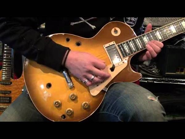 Gibson USA BECKルシール Modifiedlight Aging 【竜介ルシールモデル】