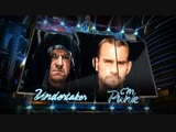 (WWE Mania) WrestleMania 29 The Undertaker vs CM Punk
