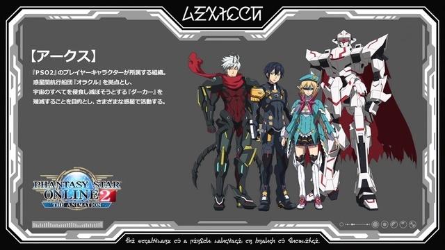 [AniDub] 01 серия - Фэнтези Стар Онлайн/Phantasy Star Online 2 The Animation