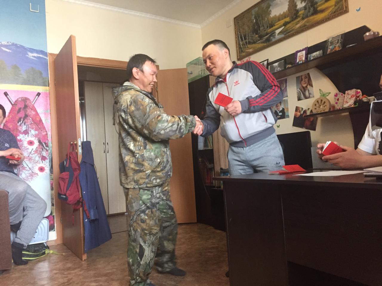 Состоялось общее партийное собрание Ямальского районного отделения КПРФ