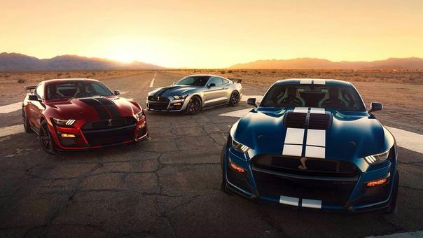 Ford Mustang GT500 стал самым мощным в истории. Одной из главных премьер автосалона в Детройте 2019 года стал абсолютно новый Shelby GT500 автомобиль на базе Ford Mustang оказался самым мощным