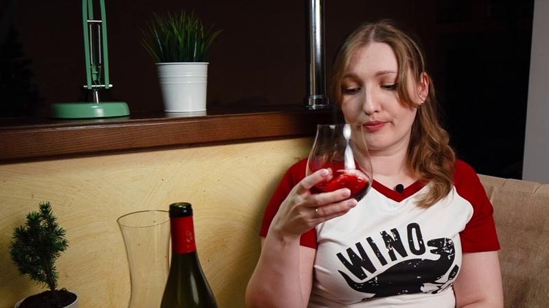 Дегустация пино нуара от Alma Valley / Годное вино из Крыма / Винноцветная Панда