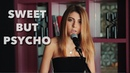 Sweet but Psycho by Ava Max | piano cover by Jada Facer