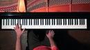 Malgré Tout A Pesar de Todo Manuel Ponce PIANO SOLO for Left Hand