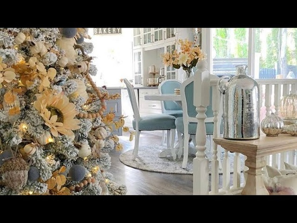 Wonderful Fall Decorations Ideas Home Tour