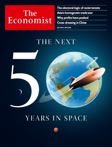 The Economist USA + Audio Edition - 20.07.2019