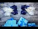 🎀📚Шикарный бант для школьницы МК декора для бантики 🎀School bows DIY