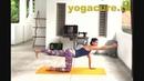17 минут йоги с Юлией Синявской