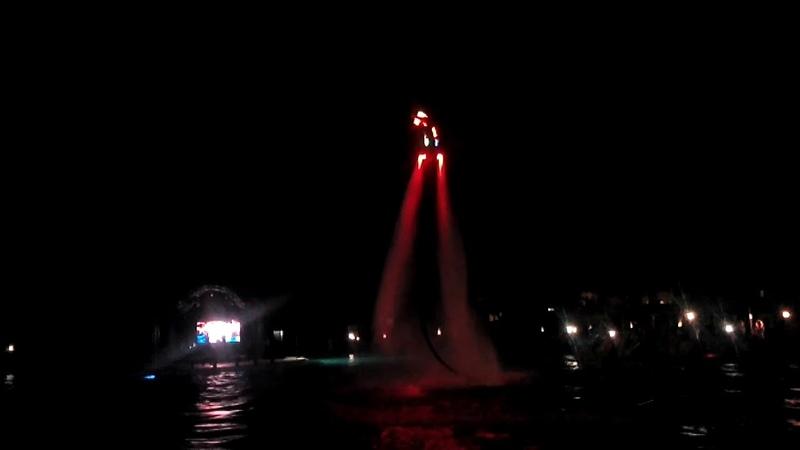 Шоу на воде для детей и взрослых -2 Tia Heights Makadi Bay 5* Египет, Макади Бей.