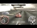 Первая серия игры Need For Speed Most Wanted ( PPSSPP )