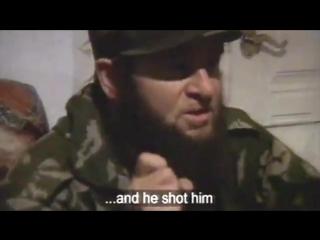 О том как Кадыров людей убивал. Рассказывет Абу Усман