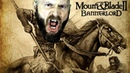 Mount and Blade 2: Bannerlord - когда Ведьмак и Skyrim курят в сторонке