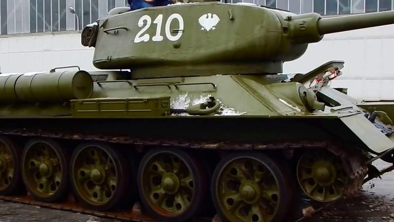 Drift T 34