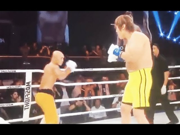 The Best of Shaolin Kung Fu vs MMA fighter | Don't Mess With Kung Fu Masters