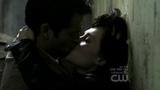 Supernatural - Meg kisses Castiel HD