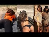 Real pubg girls ||Girls with guns training compilation || kızlar silah kullanıyo
