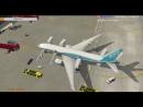 X-Plane 11 UUEE/SHEREMETYEVO до UIII/IRKUTSK на Boeing 777-232 LR VATSIM BMA163