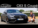 Mercedes C63 S AMG Coup