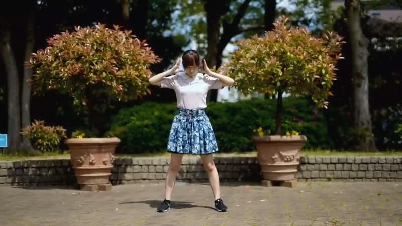【小波いのり】グリーンライツ・セレナーデ 【踊ってみた】 720 x 1280 sm35267689