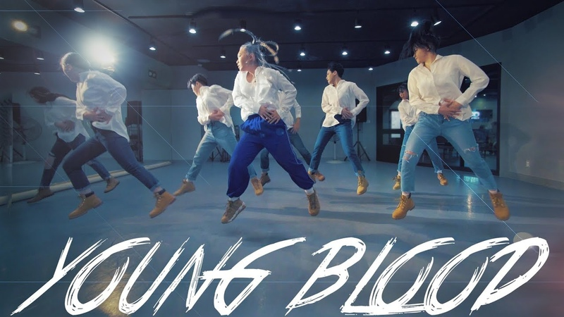 5 Seconds Of Summer - Youngblood LIGI Choreography.