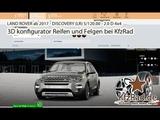 LAND ROVER ab 2017 - DISCOVERY (LR) 5120.00 - 2.0 D 4x4 Reifen und Felgen bei KfzRad.de
