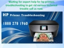 HP Printer Troubleshooting is Provided by Our Tech Experts
