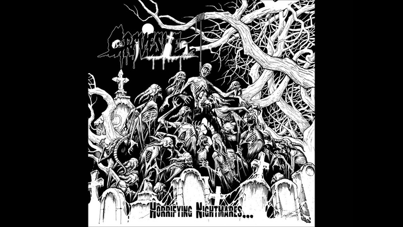 GRAVESITE - Submerged in Vomit [2015]