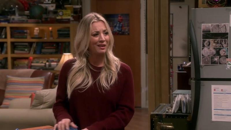 The Big Bang Theory 12x13 Sneak Peek The Confirmation Polarization