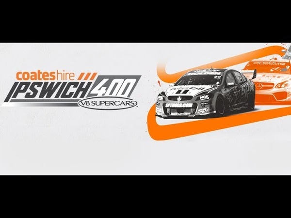 RF2 V8 Supercars 2018 R11 Coates Hire Ipswich SuperSprint
