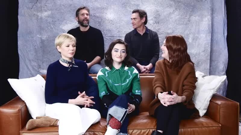 Интервью каста фильма После свадьбы для Deadline Studio Sundance 2019