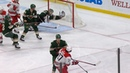 Devan Dubnyk takes flight for unbelievable save on Faulk