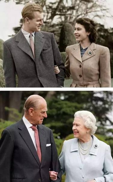 Сегодня Великобритания отмечает 71 годовщину свадьбы самой известной пары в мире.