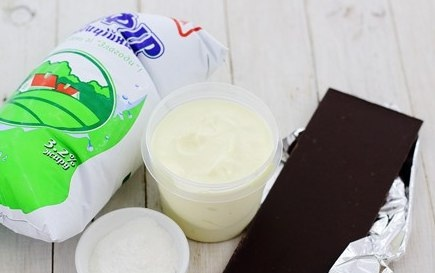 Мороженое из кефира: рецепт в домашних условиях
