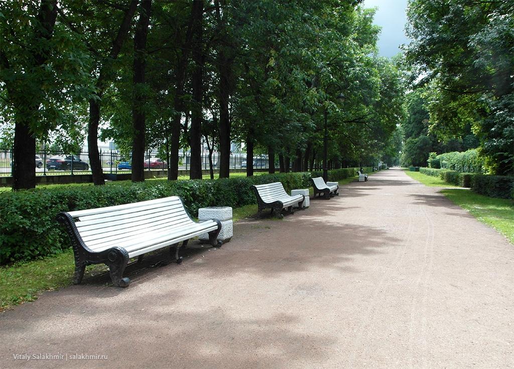 Проспект Гагарина Парк Победы 2019