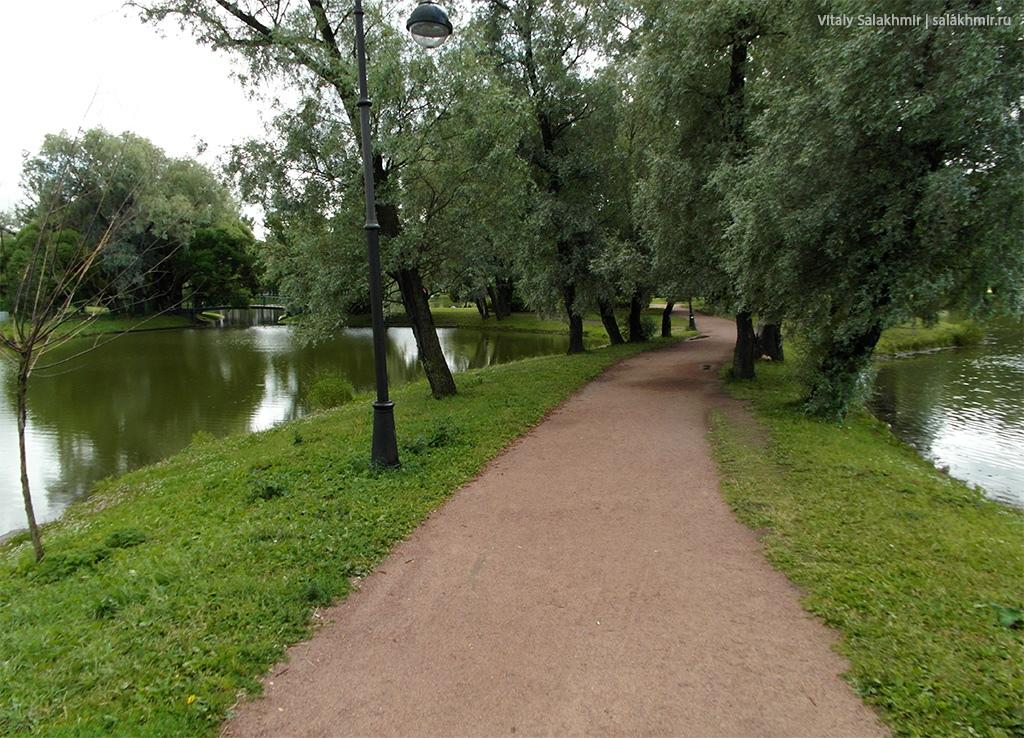 романтичные парки Санкт-Петербурга 2019