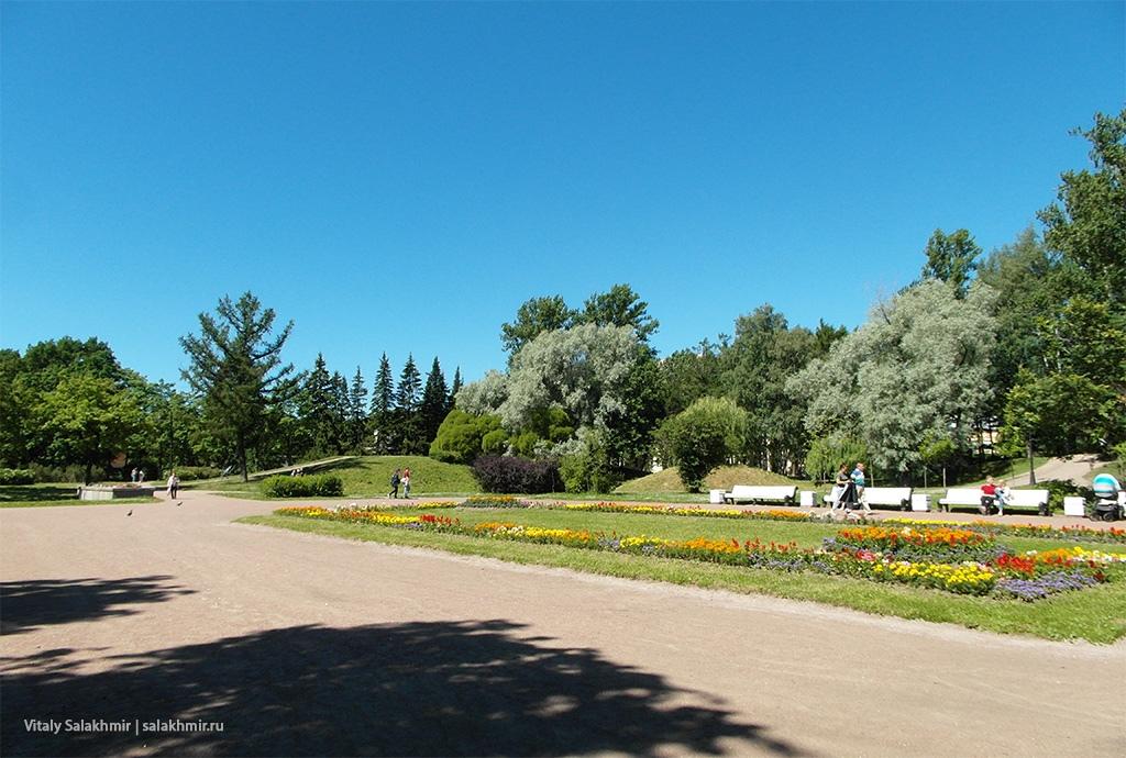 Парк Победы, Московский район Санкт-Петербурга