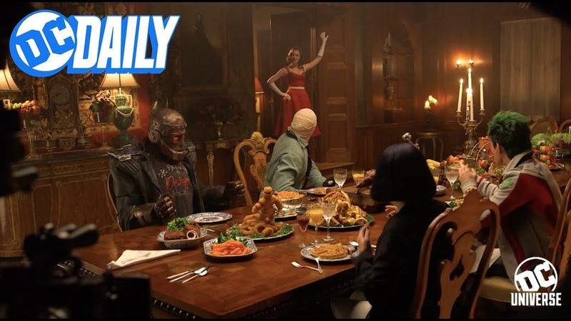 DC Daily Ep.45: DETECTIVE COMICS 80th Anniversary and an Exclusive Behind-the-Scenes look at TITANS