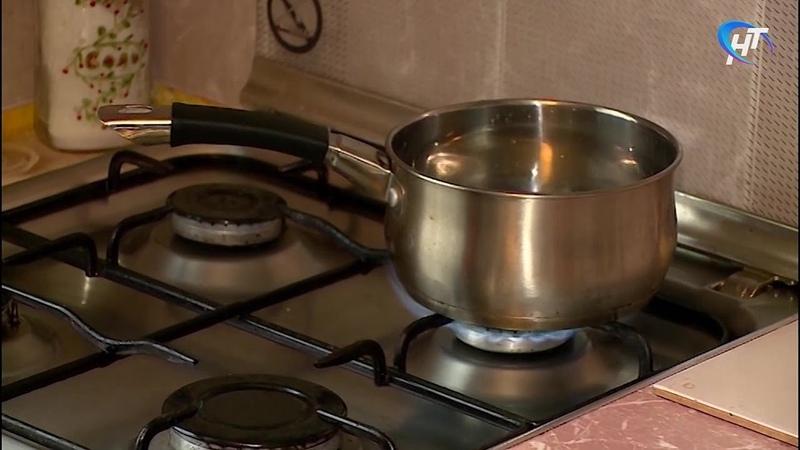 Новгородцам напомнили правила использовании газового оборудования