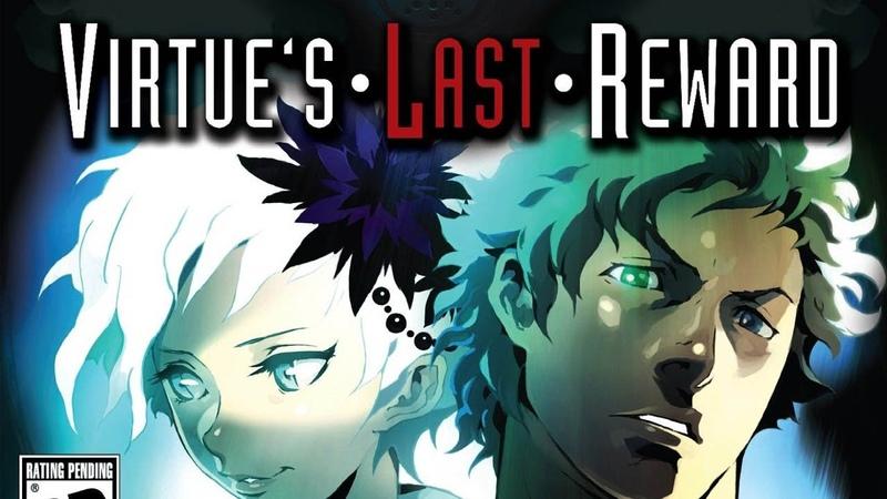 CGRundertow ZERO ESCAPE: VIRTUE'S LAST REWARD for Nintendo 3DS Video Game Review