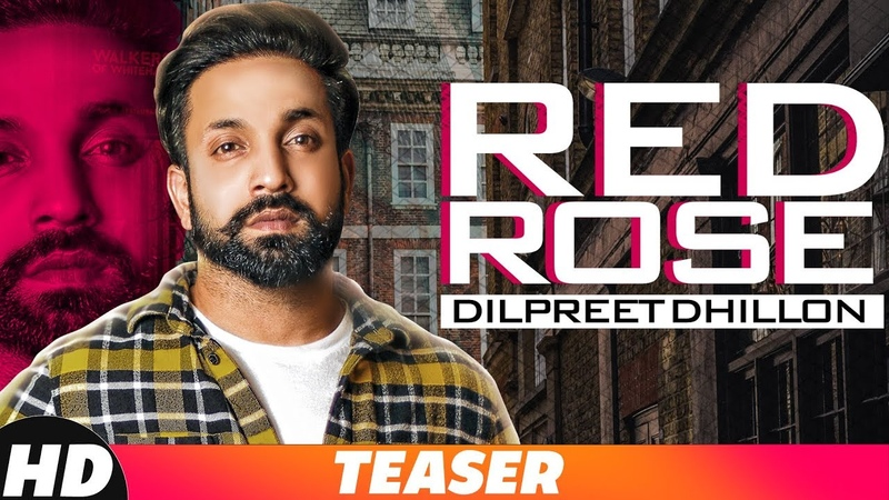 Teaser | Red Rose | Dilpreet Dhillon | Parmish Verma | Deep Jandu | Speed Records