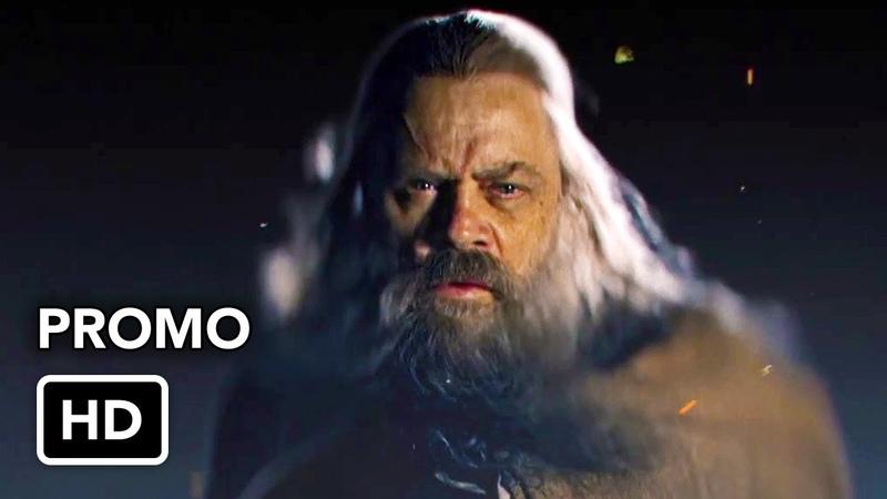 Knightfall Season 2 Teaser Promo HD Mark Hamill joins cast