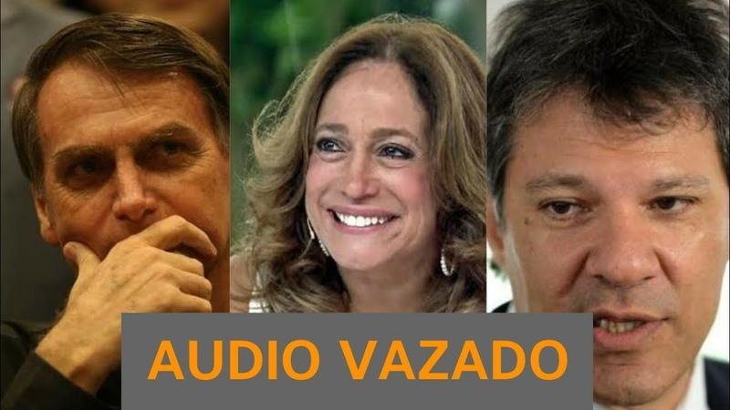 Vaza áudio de Susana Vieira e viraliza na web