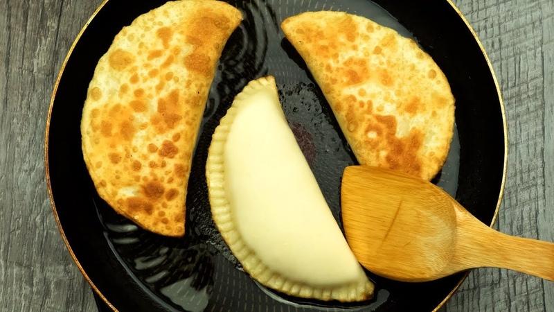 Проще не бывает! Вкусные, сочные и ароматные лепешки с сыром всего за 5 минут. | Appetitno.TV