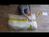 Распаковка байдарки Вега1 от Тайм Триал