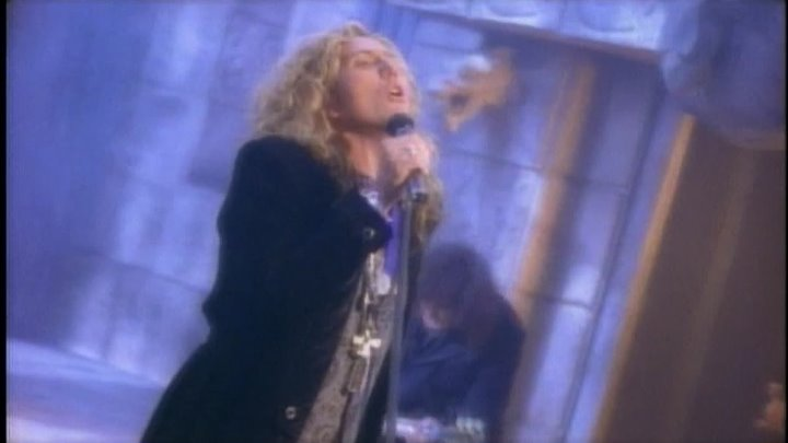 Jimmy Page David Coverdale - Take Me For A Little While - 1993 - Official Video - Full HD 1080p - группа Рок Тусовка HD / Rock Party HD
