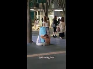 「FANCAM」190416-17 #EXO #XIUMIN #Minseok @ Magical Circus 2019 in Saitama