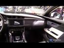 2018 Jaguar XF R Sport 20d AWD - Exterior and Interior Walkaround - 2018 Montreal Auto Show